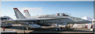 164714 / WT-14 - F/A-18D of VMFA-232 based at Marine Corps Air Station Miramar