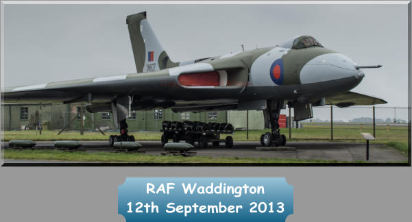 RAF Waddington  12th September 2013