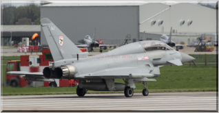 Typhoon 35 ready for departure