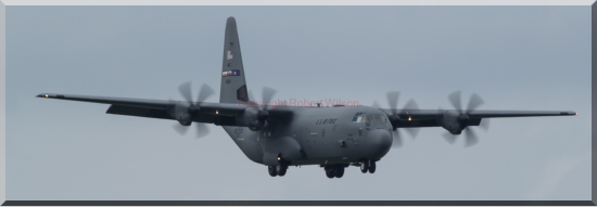 Reach 976 arriving at RAF Mildenhall